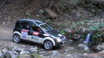 2º Fiat Panda Cross Adventure 2008 2