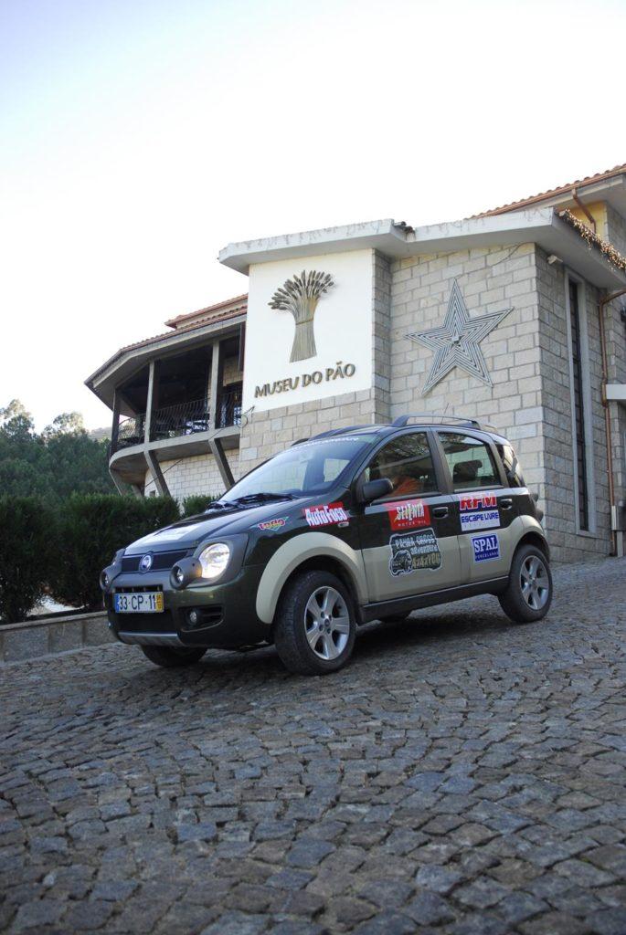 2º Fiat Panda Cross Adventure 2008 3