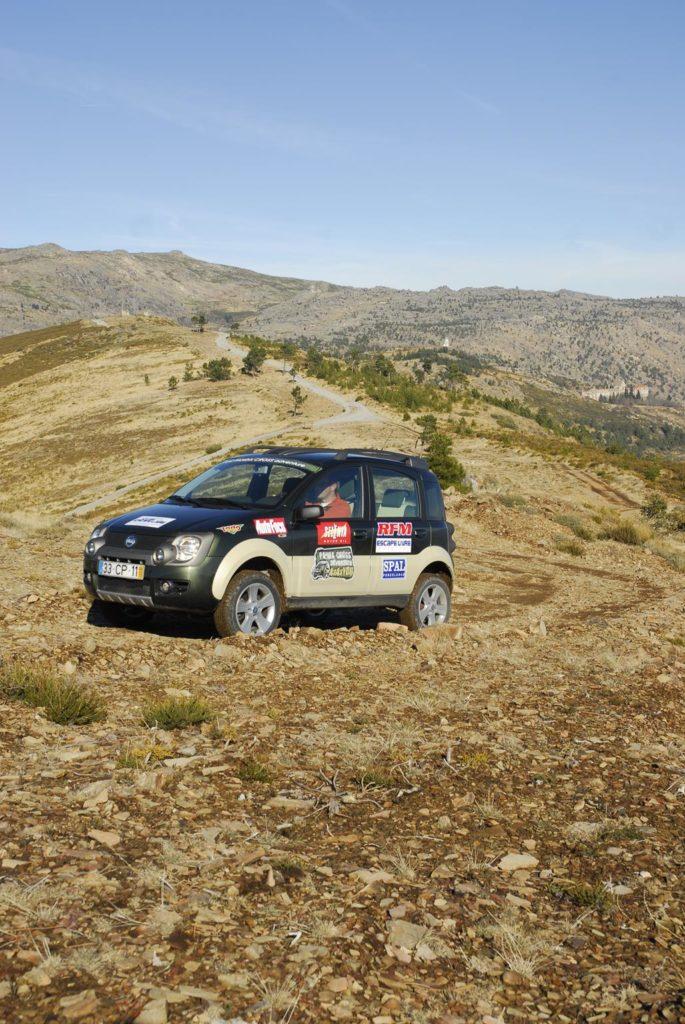 2º Fiat Panda Cross Adventure 2008 5