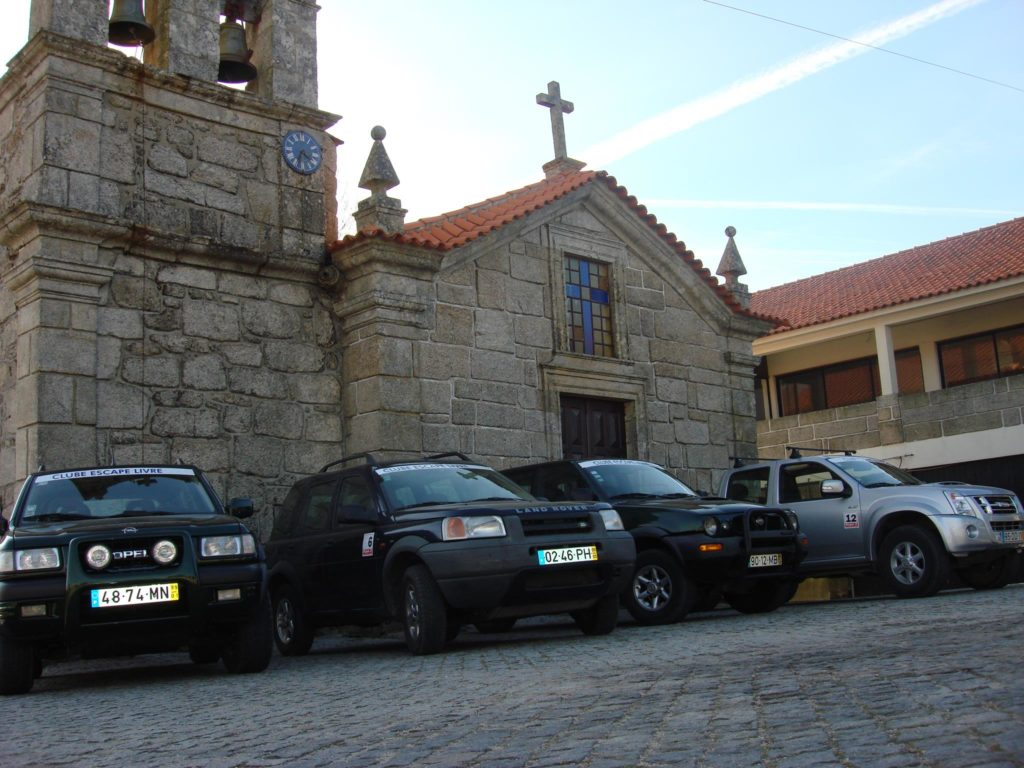 2º Passeio TT dos Juizes Portugueses 2008 35