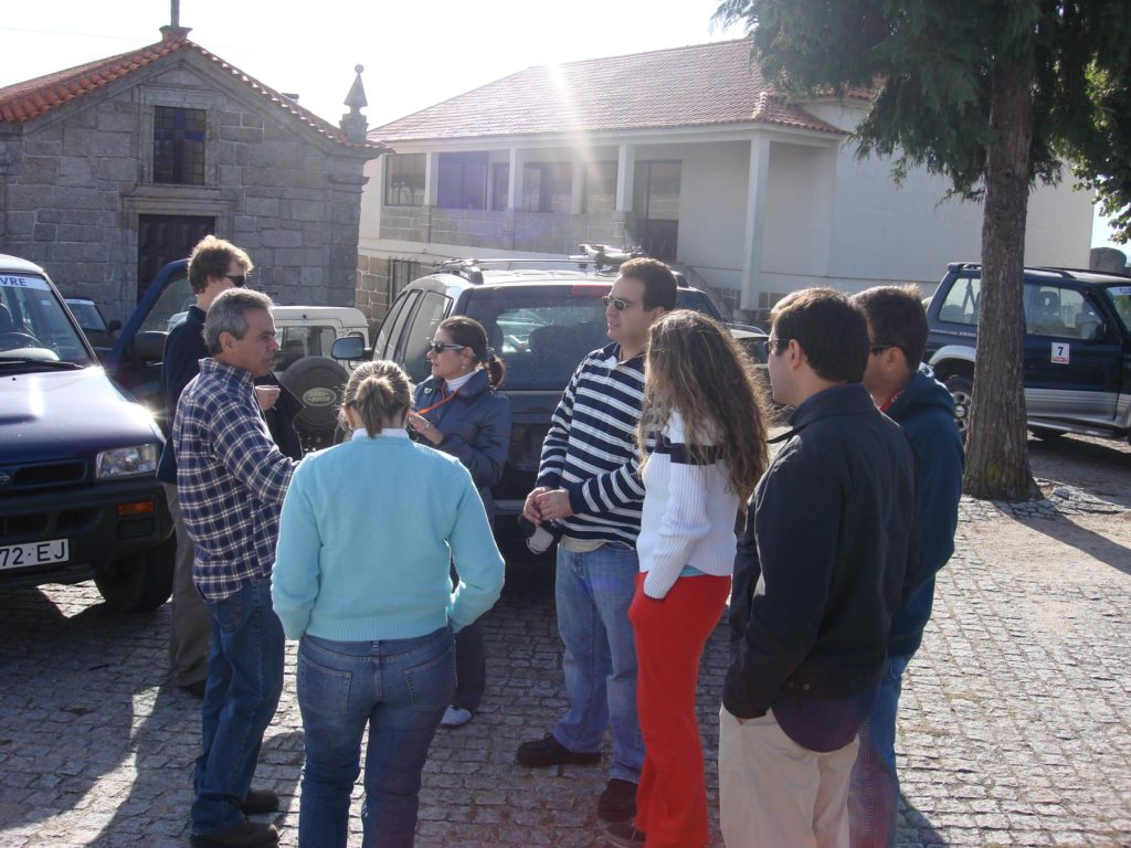 2º Passeio TT dos Juizes Portugueses 2008 41