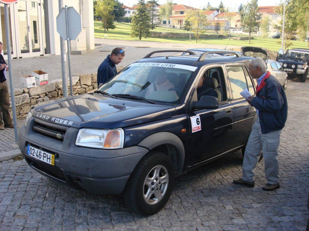 2º Passeio TT dos Juizes Portugueses 2008 5