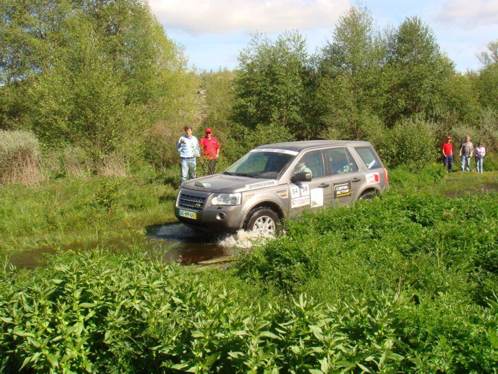 20ª Land Rover Rota Histórica 2009 1