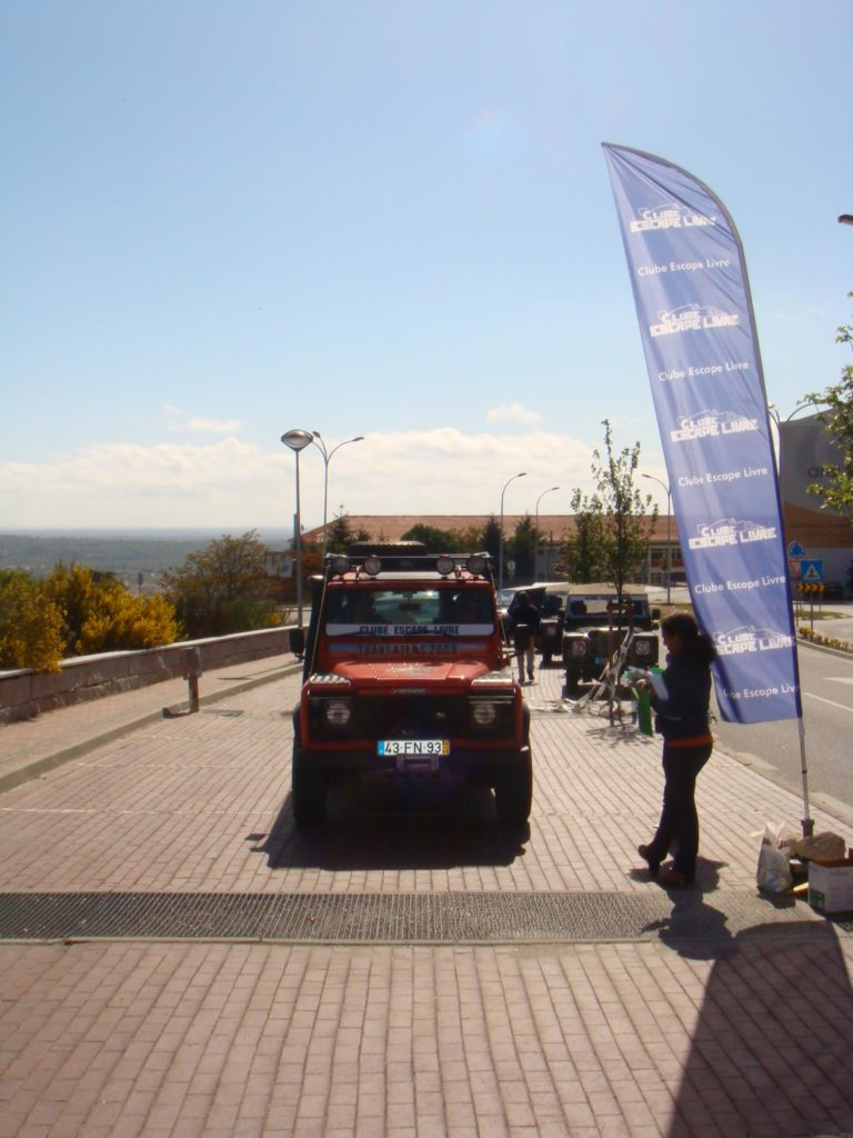 20ª Land Rover Rota Histórica 2009 10