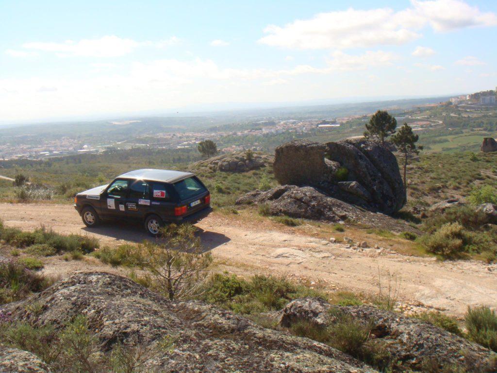 20ª Land Rover Rota Histórica 2009 15