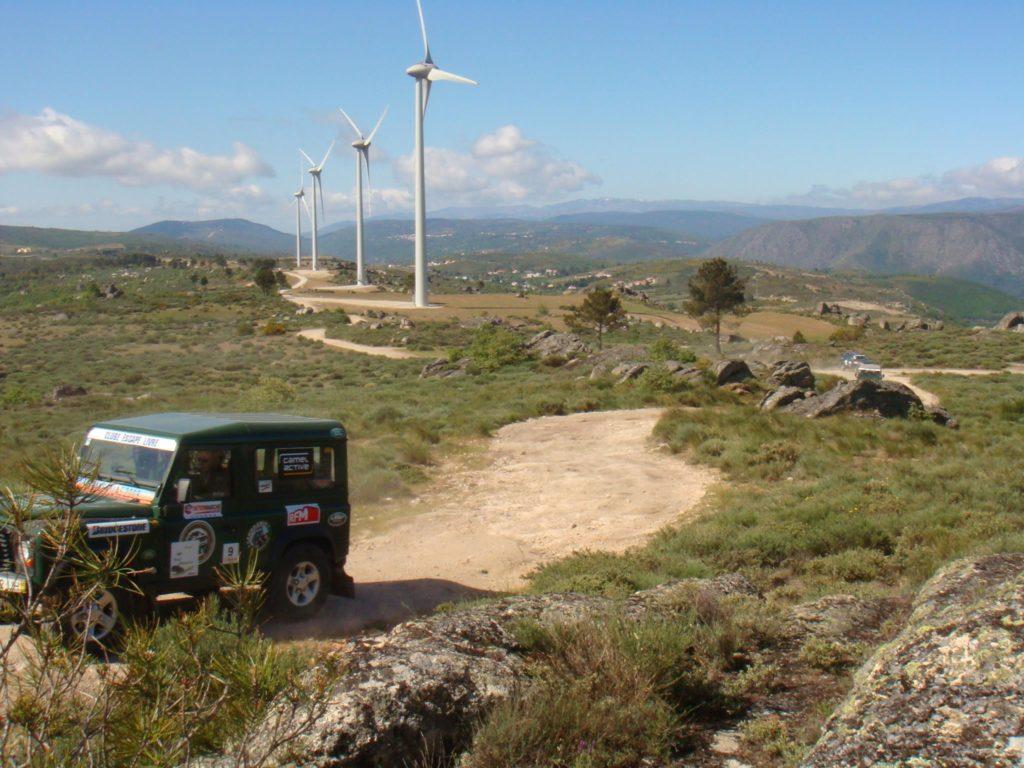 20ª Land Rover Rota Histórica 2009 17