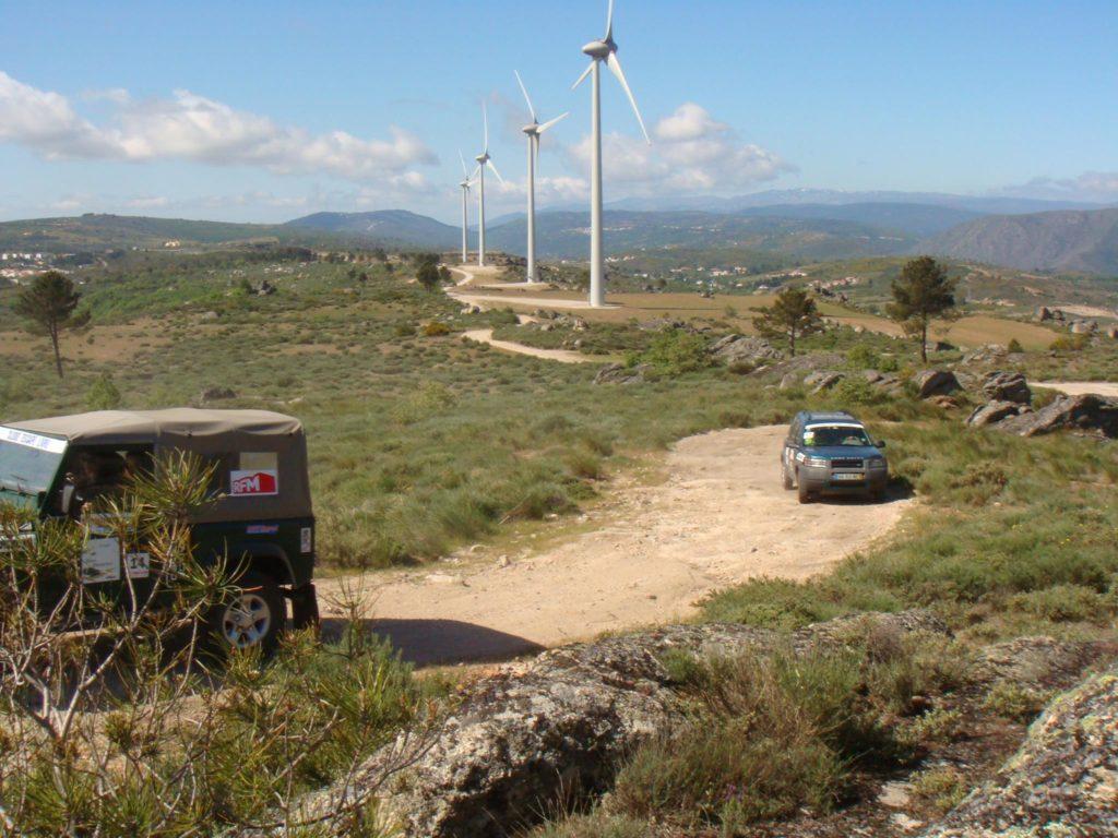20ª Land Rover Rota Histórica 2009 18