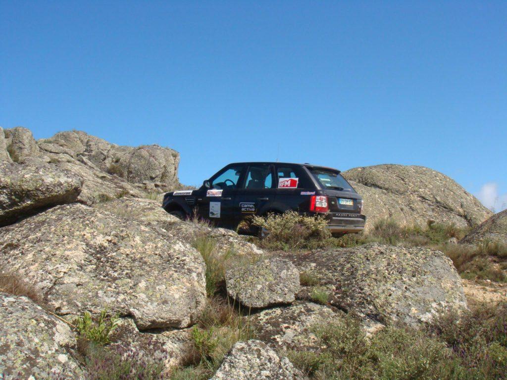 20ª Land Rover Rota Histórica 2009 19