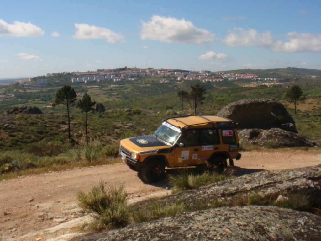 20ª Land Rover Rota Histórica 2009 20