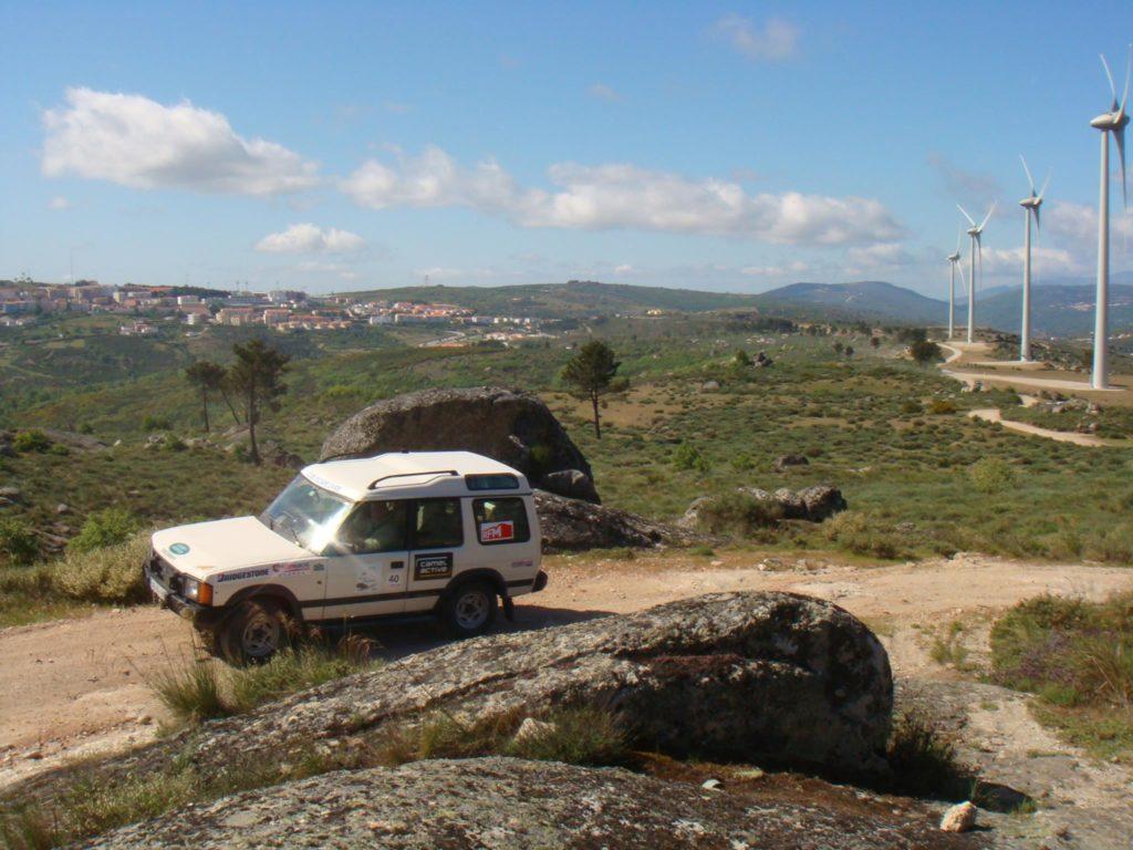 20ª Land Rover Rota Histórica 2009 21