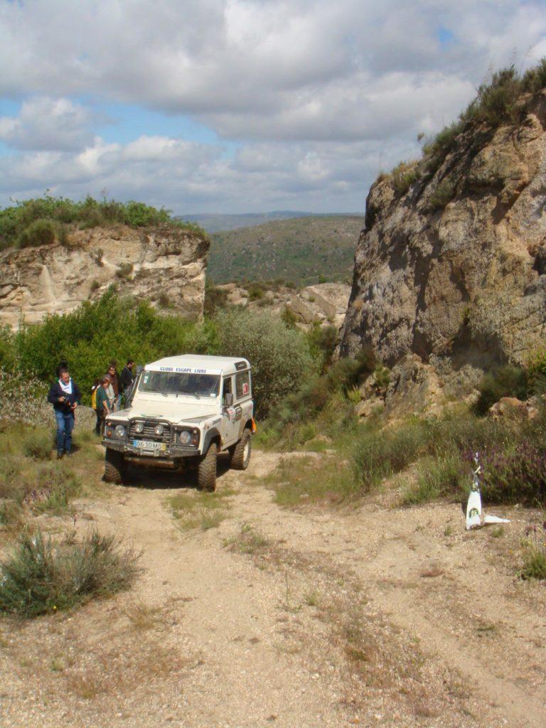 20ª Land Rover Rota Histórica 2009 24