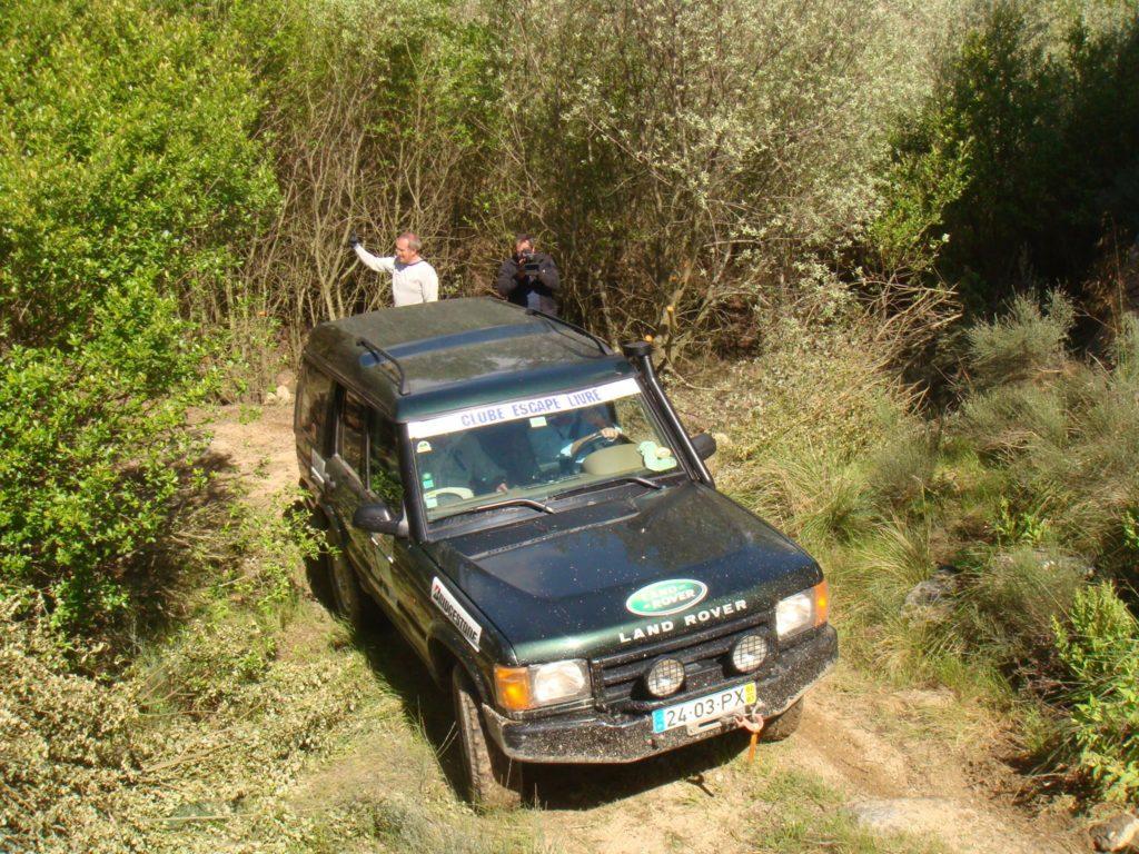 20ª Land Rover Rota Histórica 2009 25