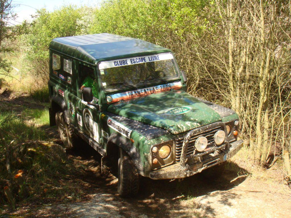 20ª Land Rover Rota Histórica 2009 27