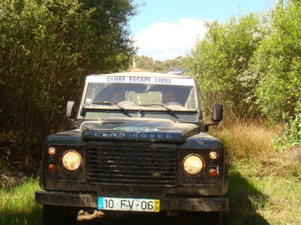 20ª Land Rover Rota Histórica 2009 29