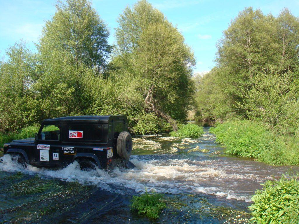 20ª Land Rover Rota Histórica 2009 3