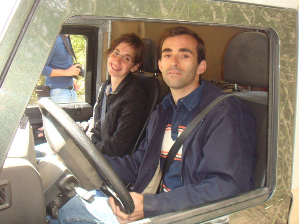 20ª Land Rover Rota Histórica 2009 31