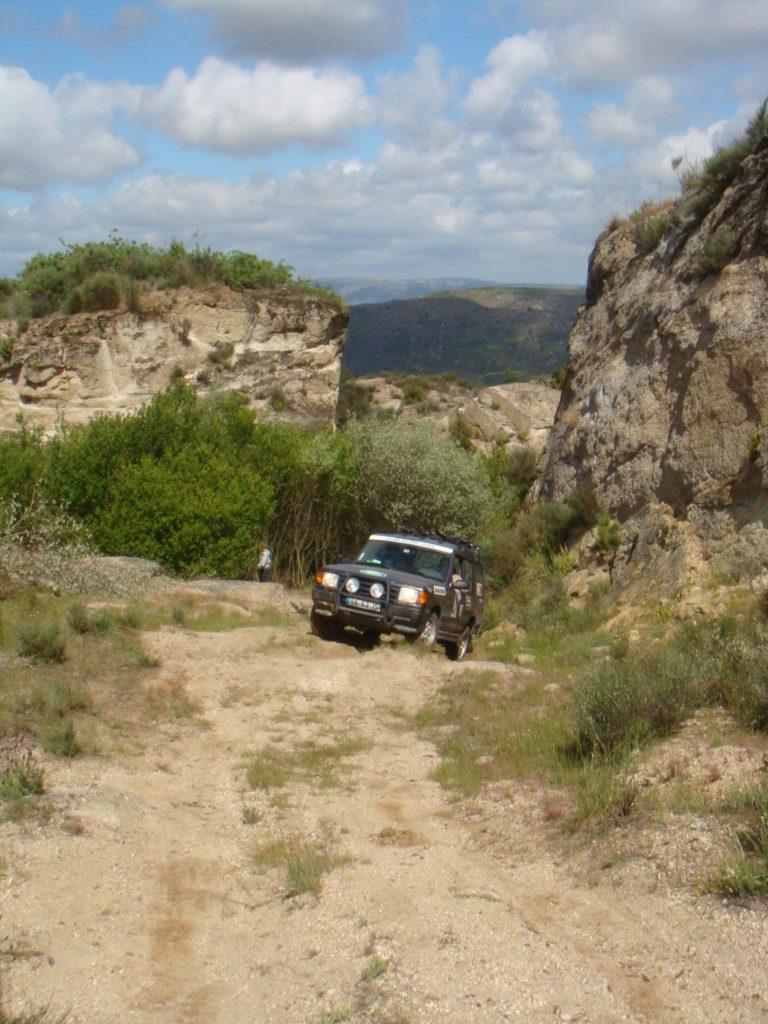 20ª Land Rover Rota Histórica 2009 32