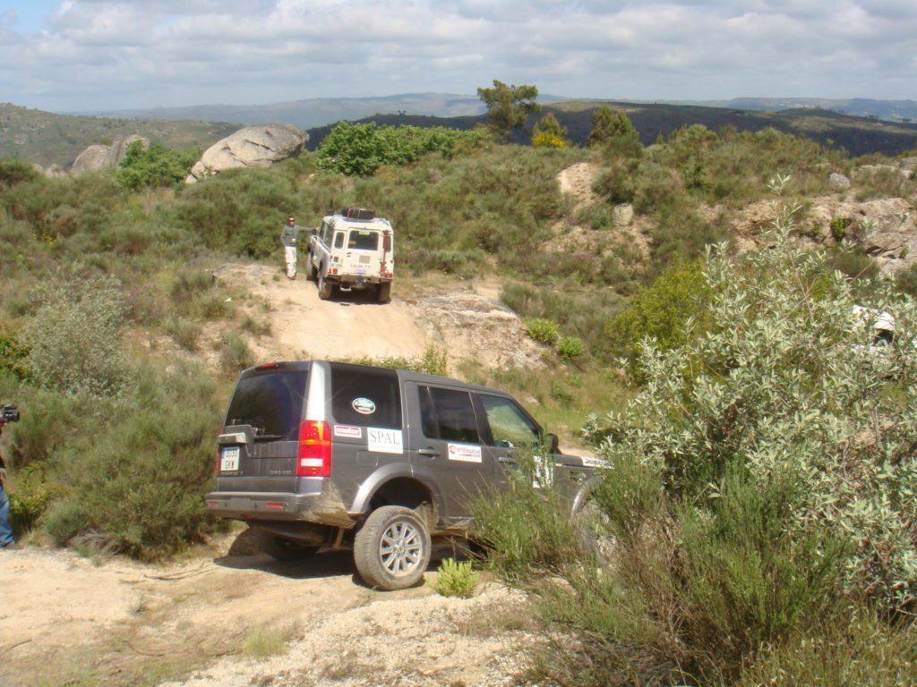 20ª Land Rover Rota Histórica 2009 34