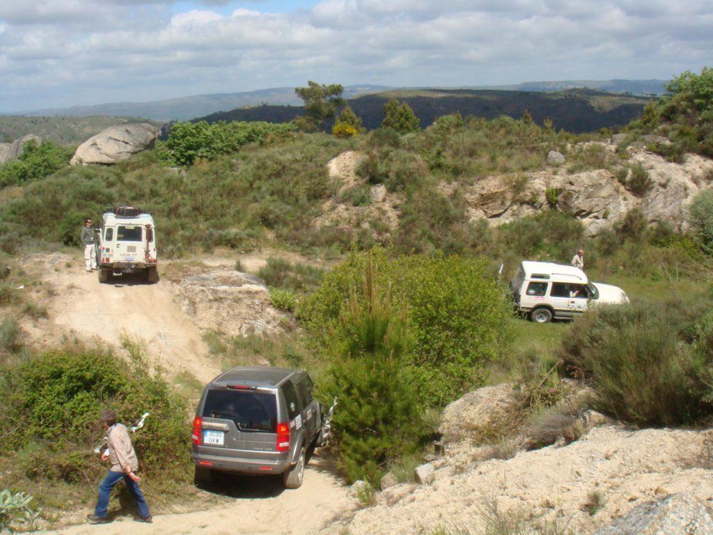 20ª Land Rover Rota Histórica 2009 35