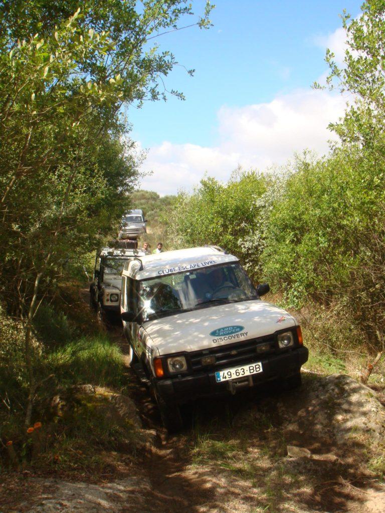 20ª Land Rover Rota Histórica 2009 36