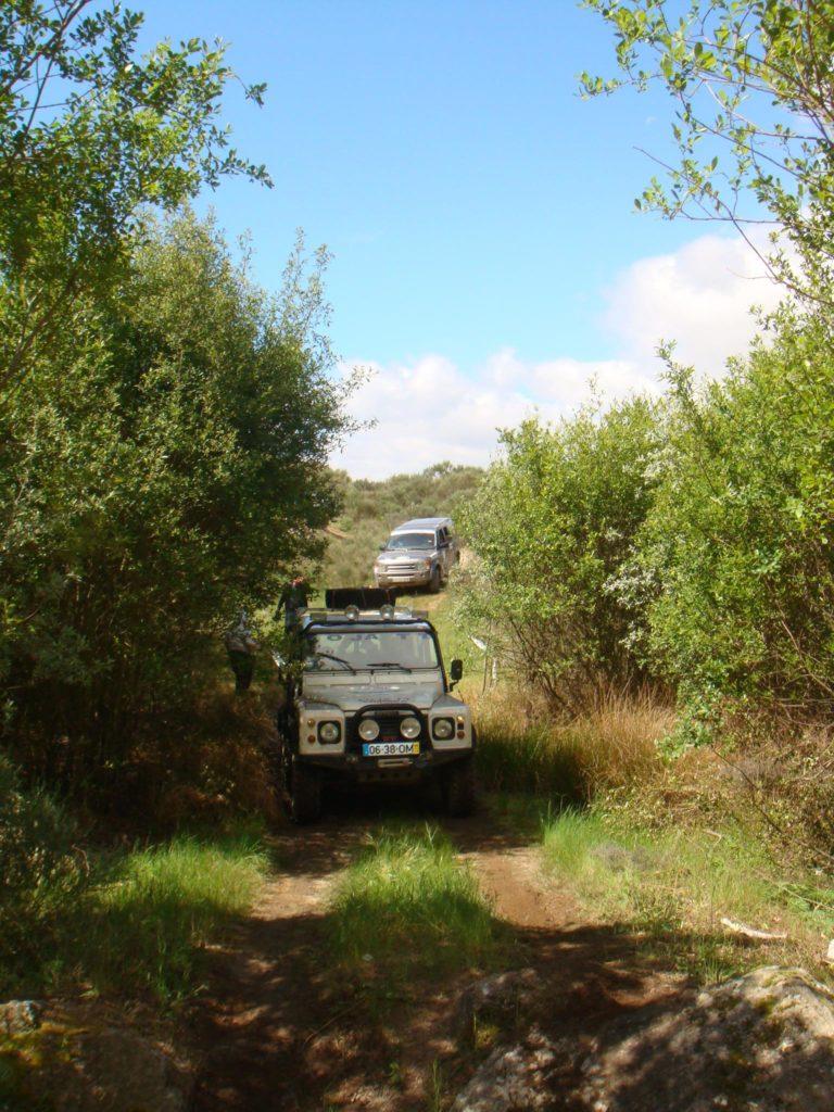 20ª Land Rover Rota Histórica 2009 37