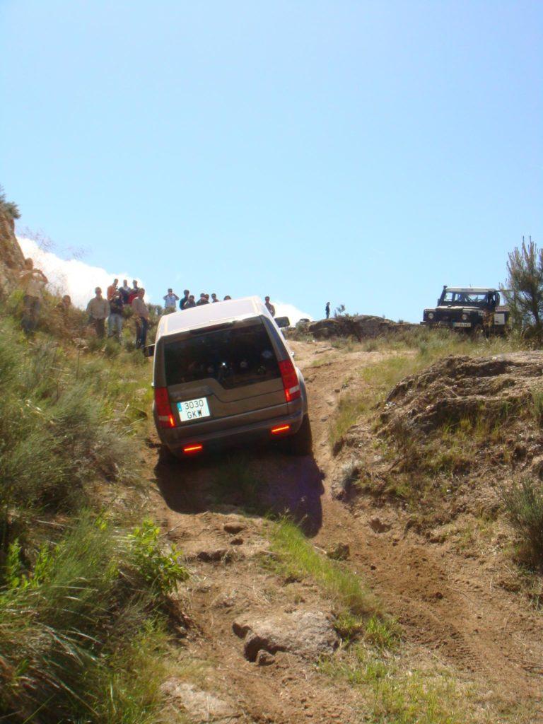20ª Land Rover Rota Histórica 2009 38