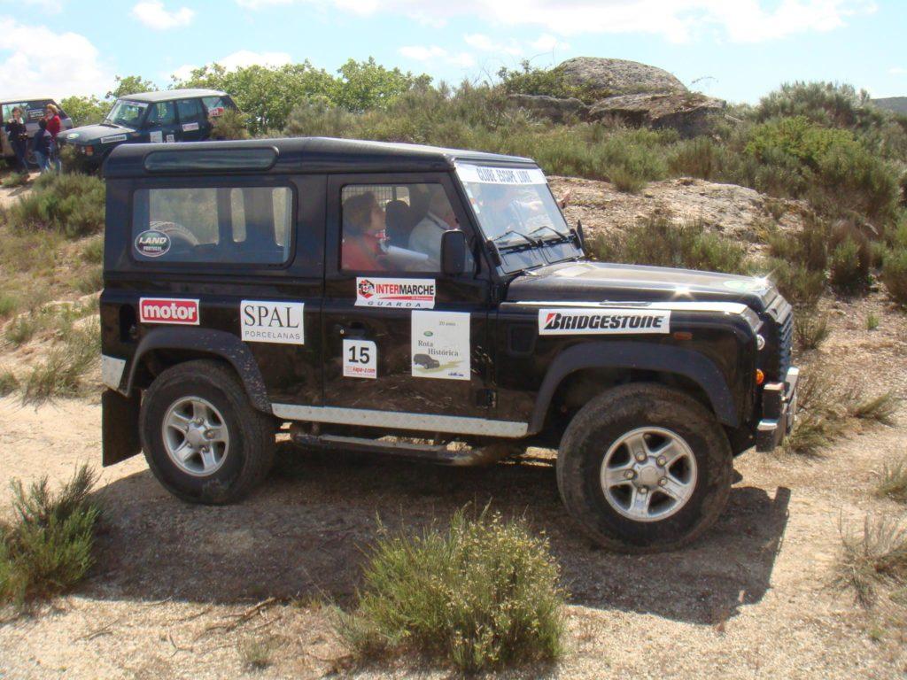 20ª Land Rover Rota Histórica 2009 40