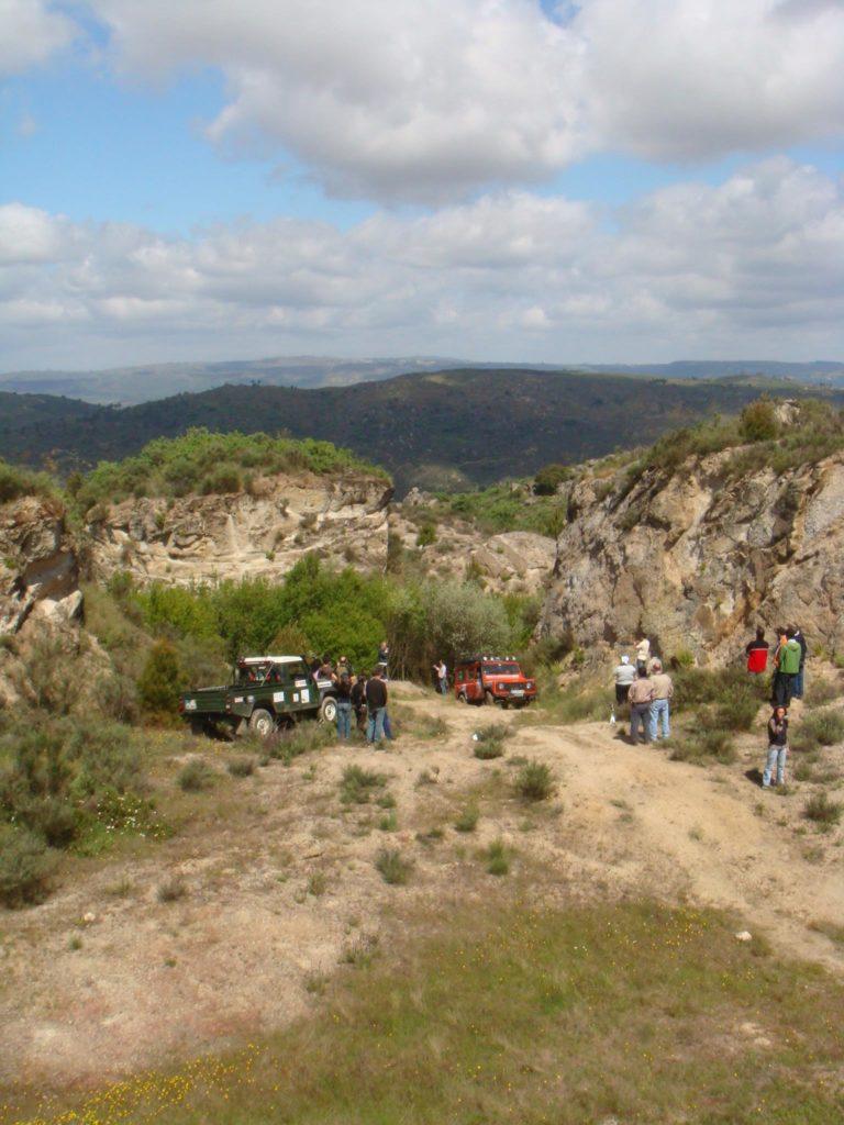 20ª Land Rover Rota Histórica 2009 41