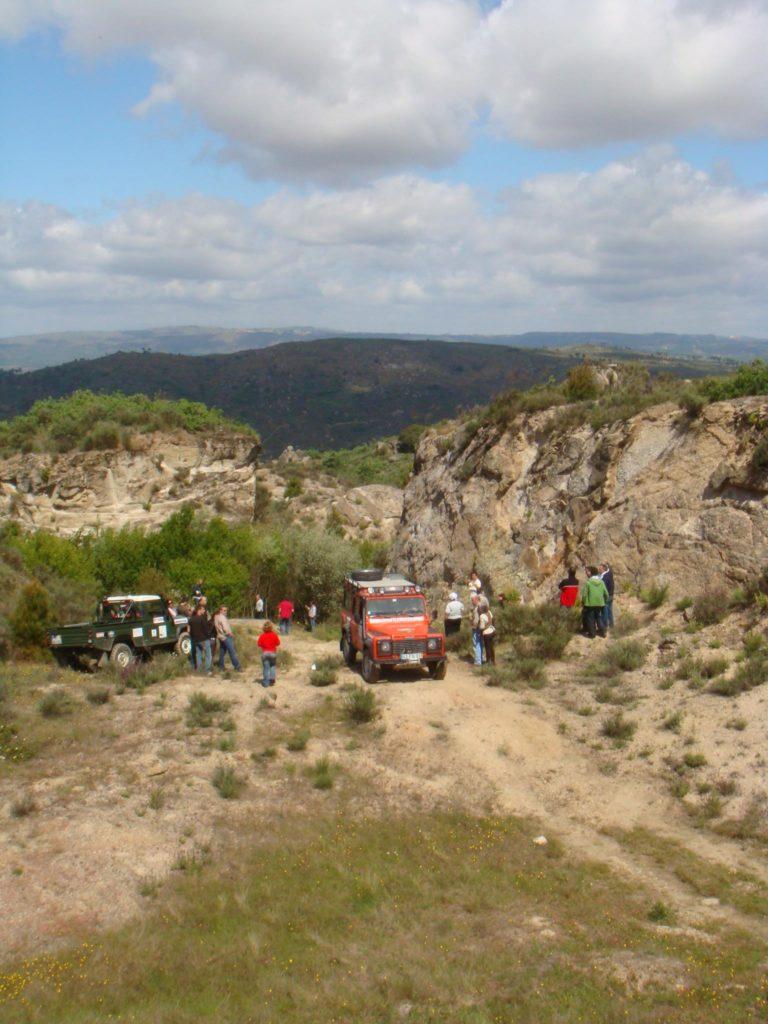 20ª Land Rover Rota Histórica 2009 42