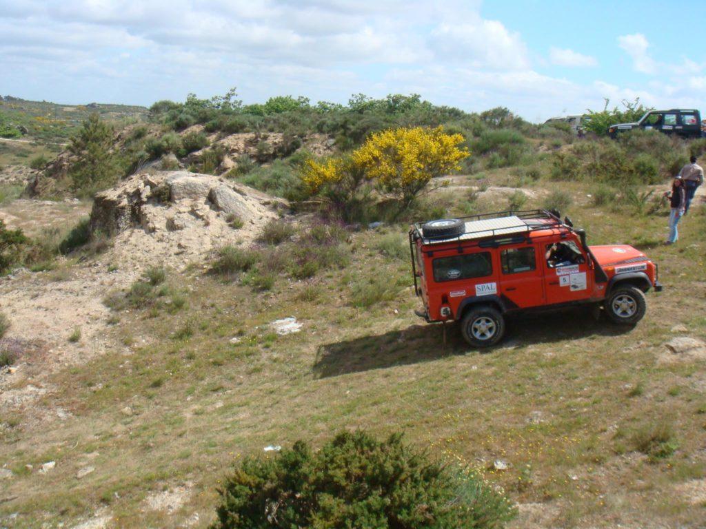 20ª Land Rover Rota Histórica 2009 43