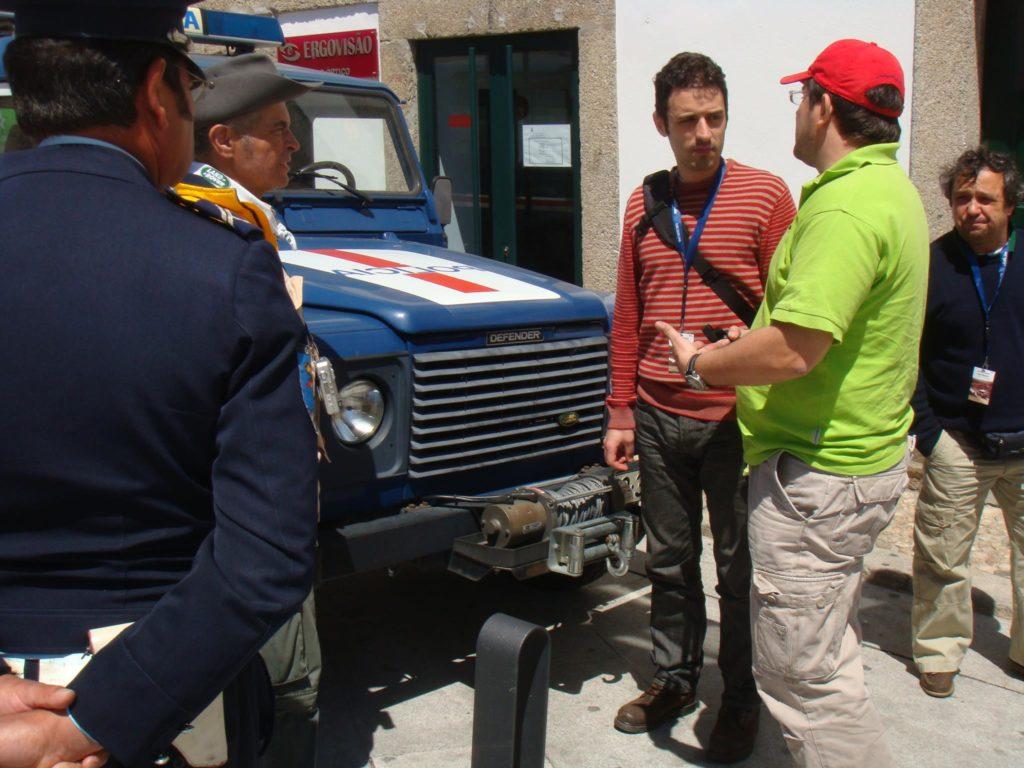 20ª Land Rover Rota Histórica 2009 44