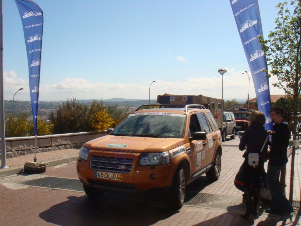 20ª Land Rover Rota Histórica 2009 5