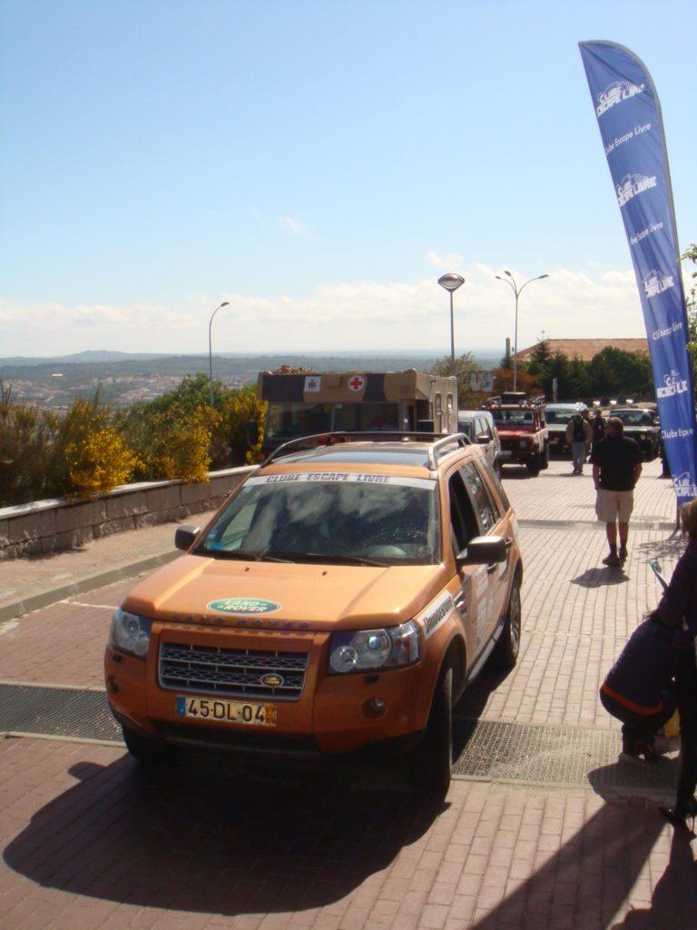 20ª Land Rover Rota Histórica 2009 6