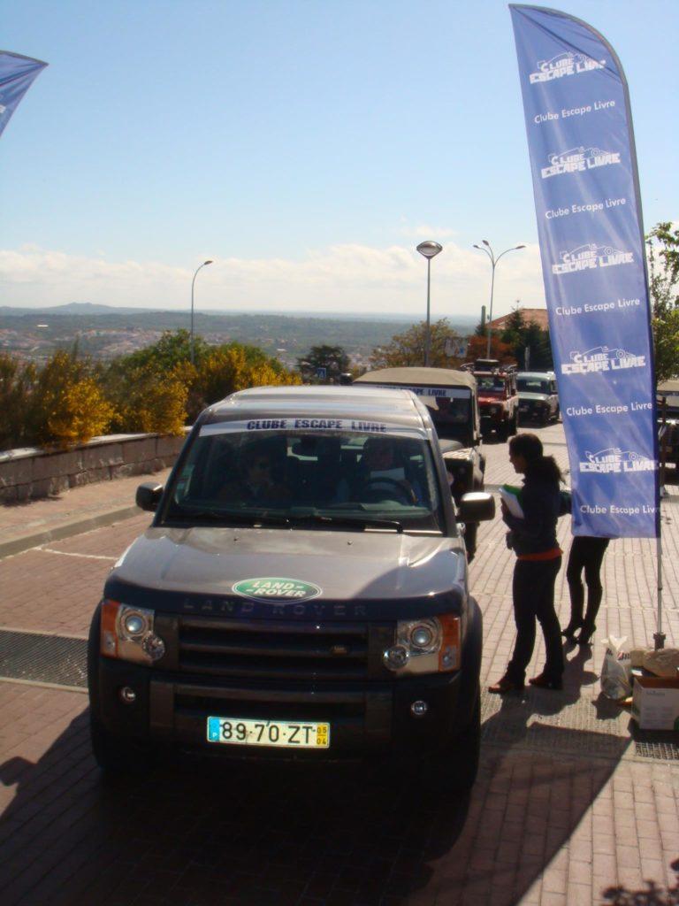 20ª Land Rover Rota Histórica 2009 8