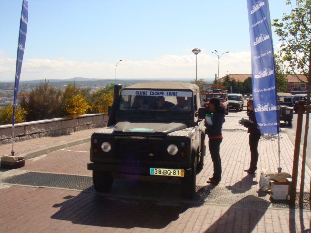 20ª Land Rover Rota Histórica 2009 9