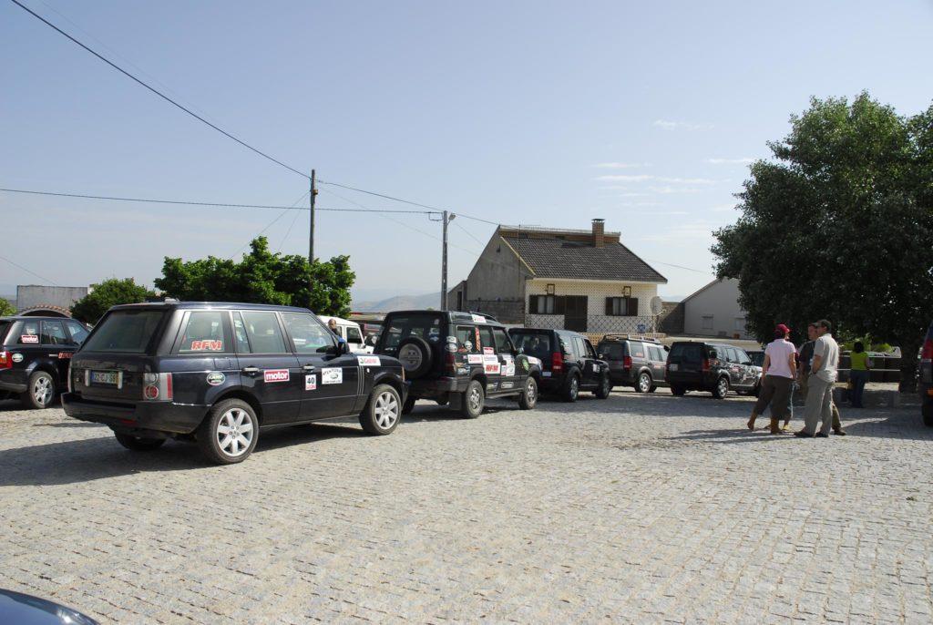 4ª Aventura Land Rover 2007 15