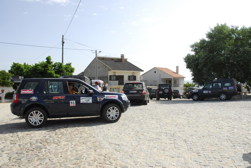 4ª Aventura Land Rover 2007 18