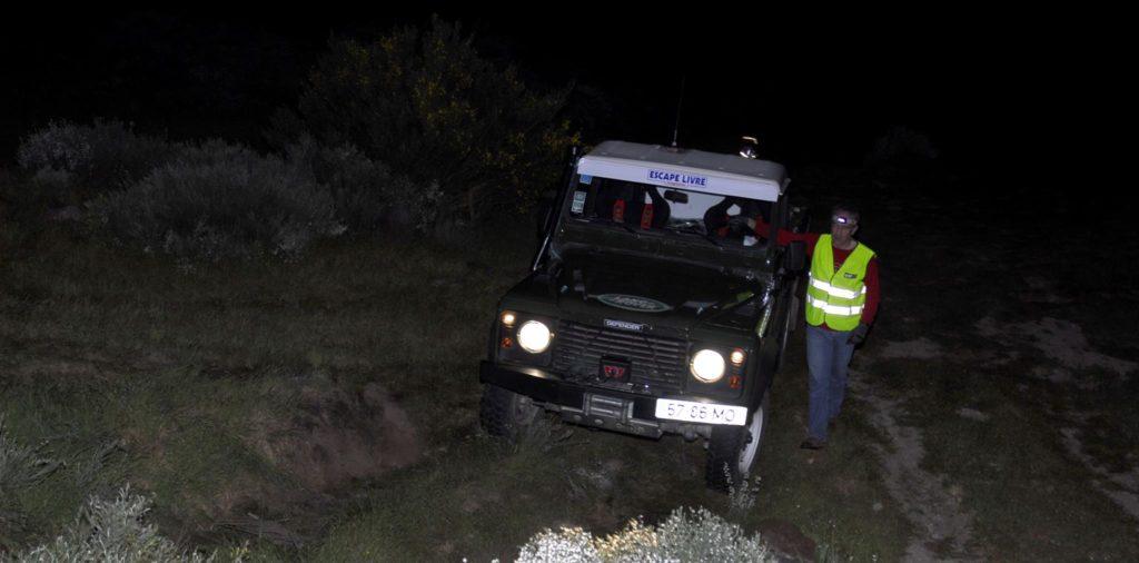 4ª Aventura Land Rover 2007 2