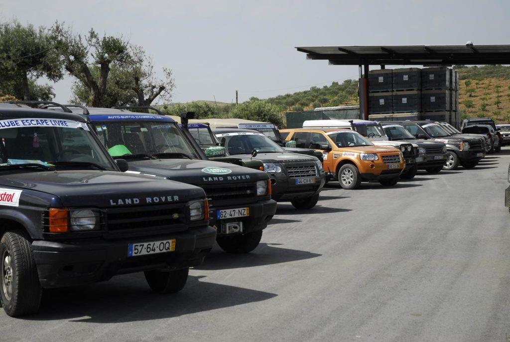 4ª Aventura Land Rover 2007 21