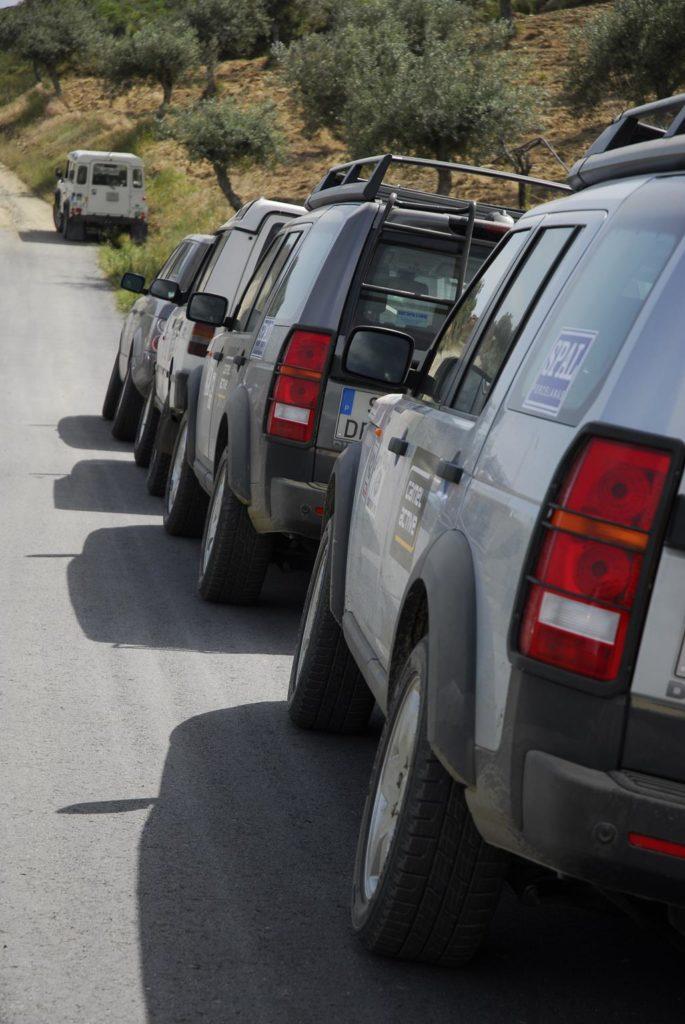4ª Aventura Land Rover 2007 22