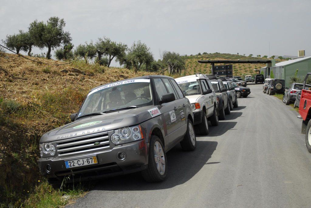 4ª Aventura Land Rover 2007 24