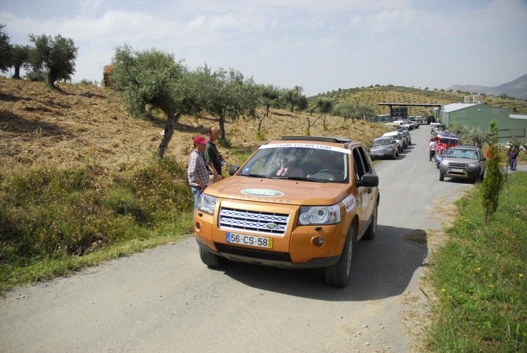 4ª Aventura Land Rover 2007 25