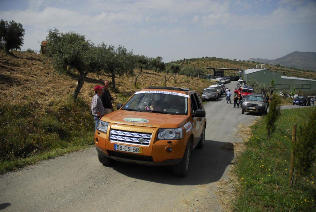 4ª Aventura Land Rover 2007 26