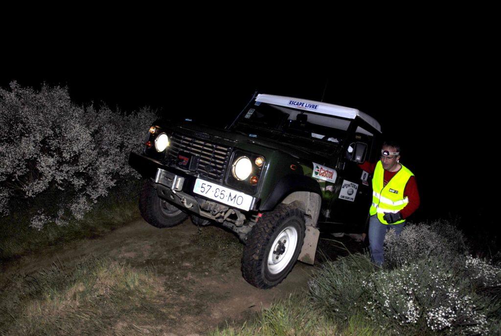 4ª Aventura Land Rover 2007 4