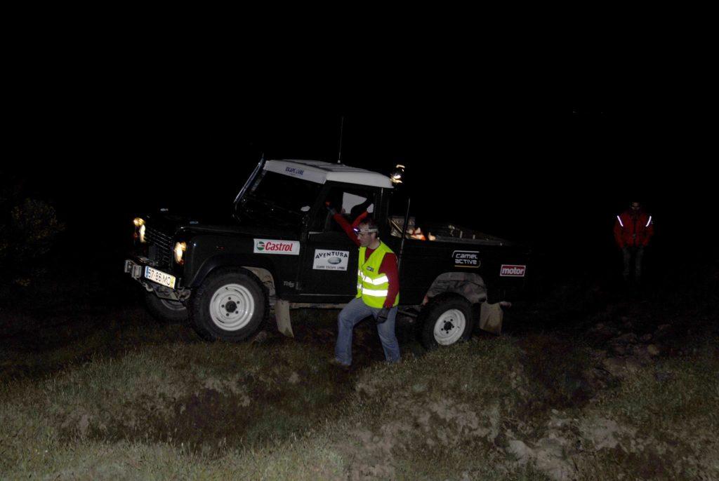 4ª Aventura Land Rover 2007 9