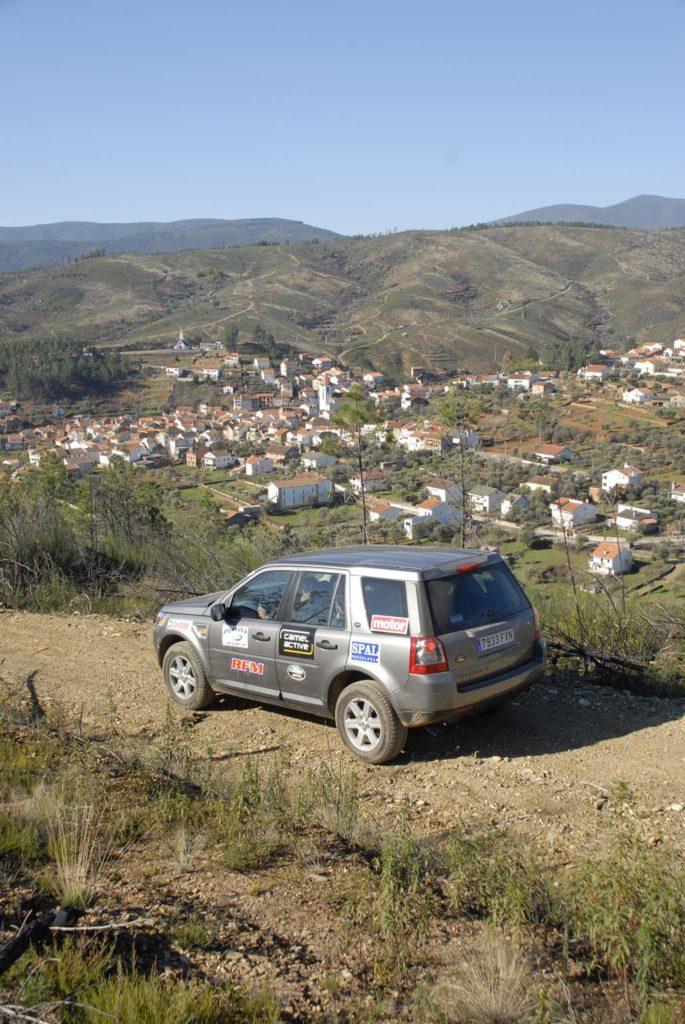 5ª Aventura Land Rover 2008 1