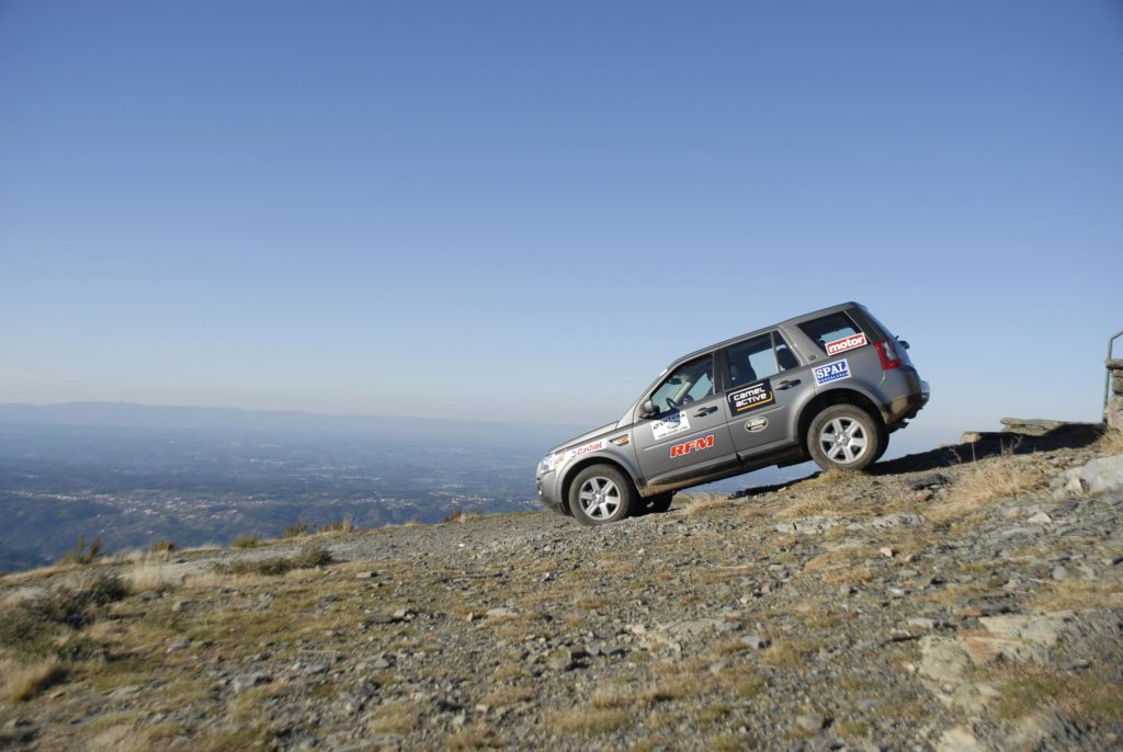 5ª Aventura Land Rover 2008 11