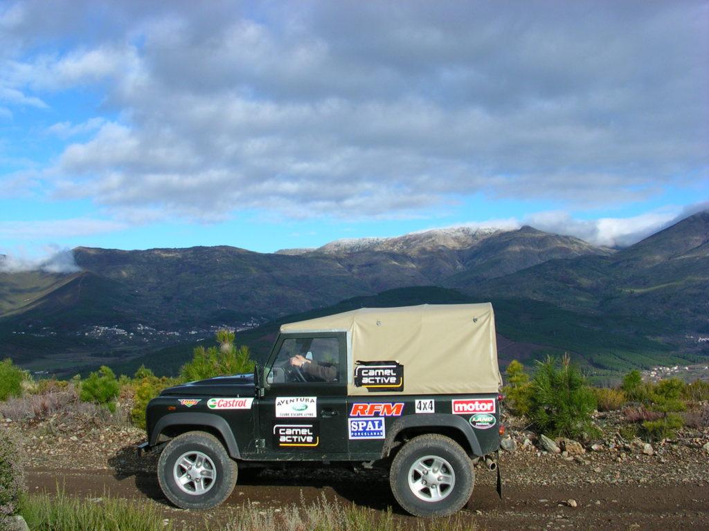 5ª Aventura Land Rover 2008 18