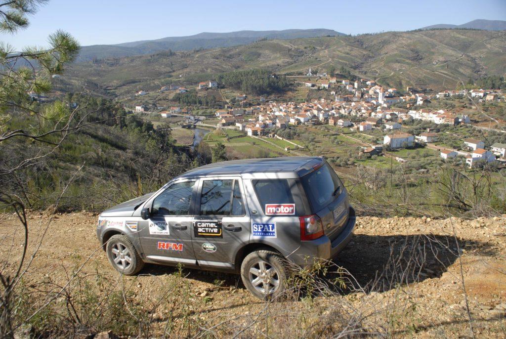 5ª Aventura Land Rover 2008 2