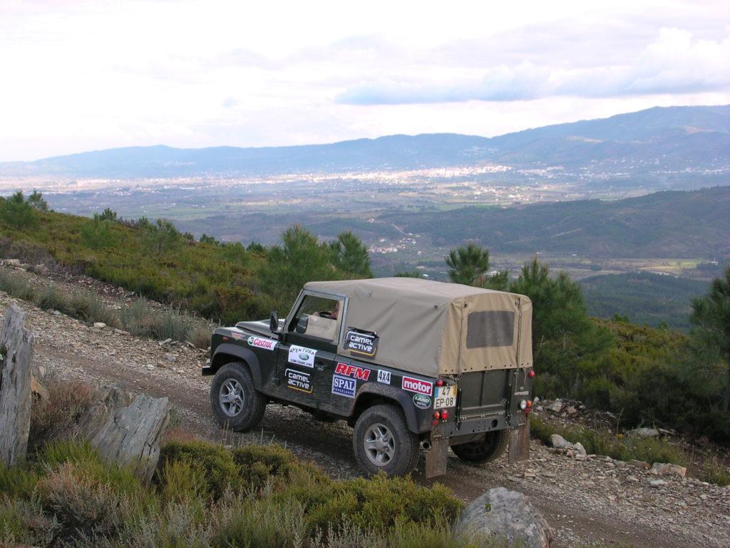 5ª Aventura Land Rover 2008 20